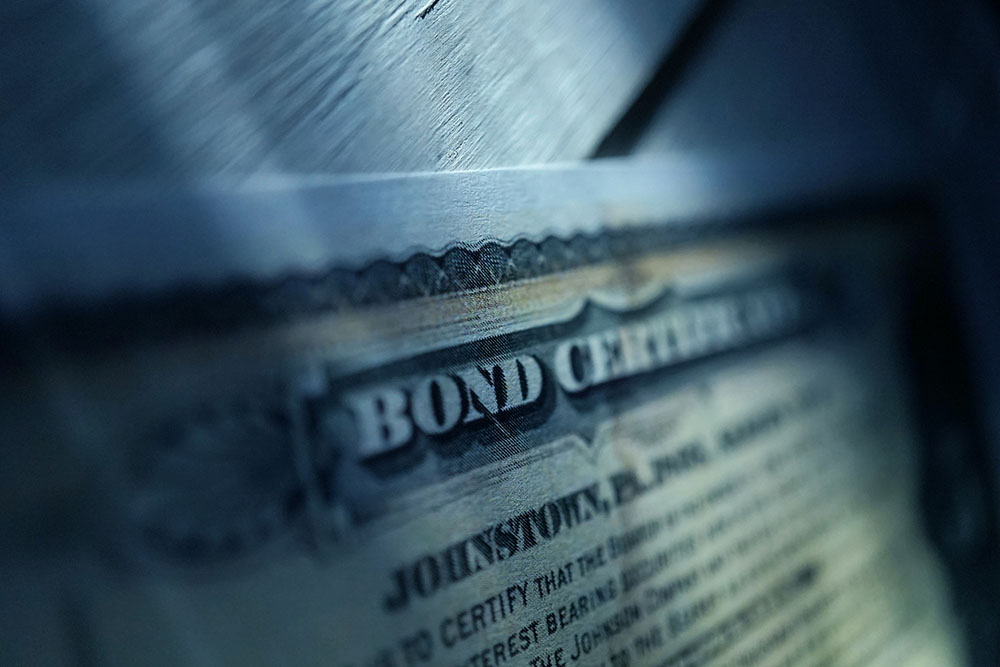 What are bonds and what's happened to them in 2020?